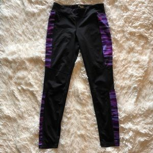 Girl's Old Navy Go-Dry Active Performance Leggings
